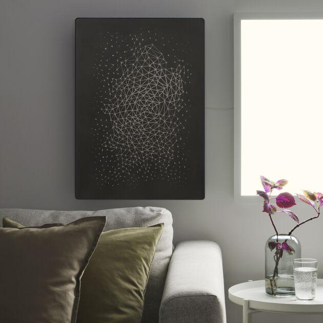 Speaker Sonos Ikea schilderij
