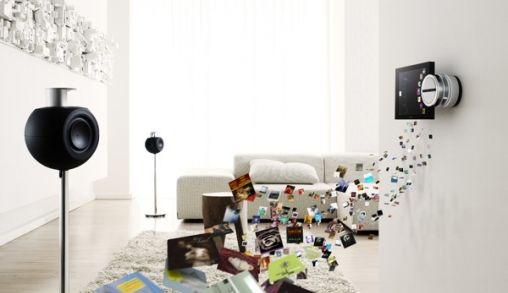 Spotify op Bang & Olufsen
