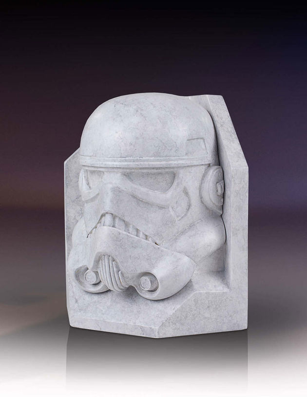 star_wars_darth_vader_stormtrooper_faux_marble_bookend_6