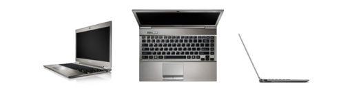 Stijlvol Ultrabook van Toshiba