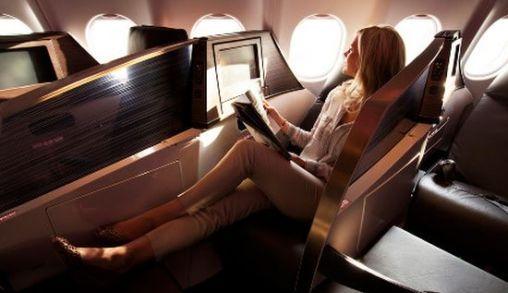 Stijlvol vliegen met Virgin Atlantic's