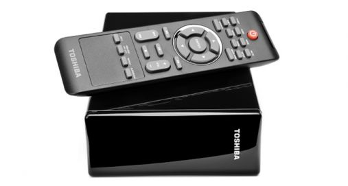 StorE TV: de nieuwe multimediaspeler van Toshiba