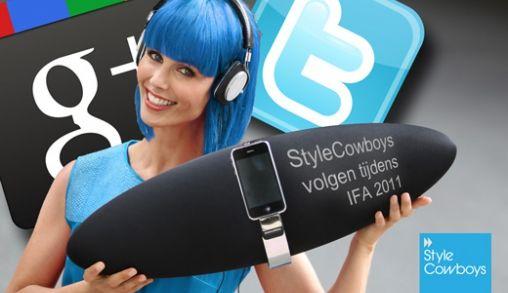StyleCowboys goes IFA 2011