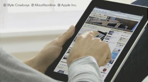 Stylecowboys Goes iPad