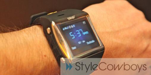 sWaP: smart Watch en Kleinste Telefoon