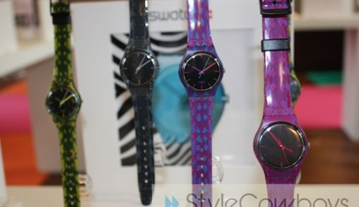 Swatch Animal collectie