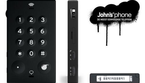 Terug naar simpel: John's Phone