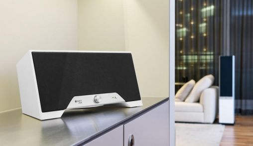 Teufel Raumfeld One: all-in-one streaming in compact format