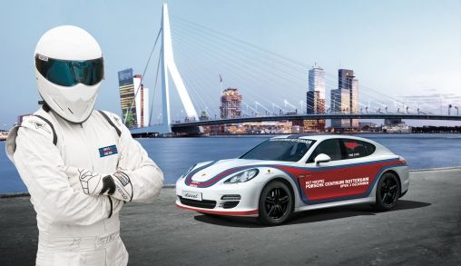 The Stig komt naar Rotterdam