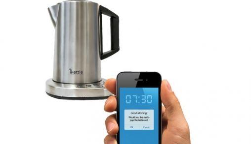 Thee zetten 2.0 dankzij  de iKettle WiFi Waterkoker