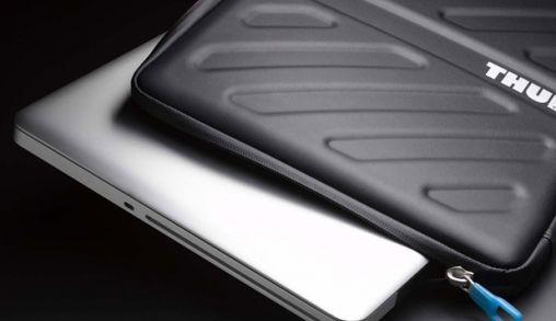 Thule MacBook Sleeve die tegen een stootje kan