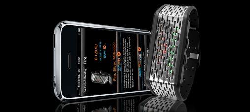 TIME-IT lanceert LedWatchapp voor de iPhone