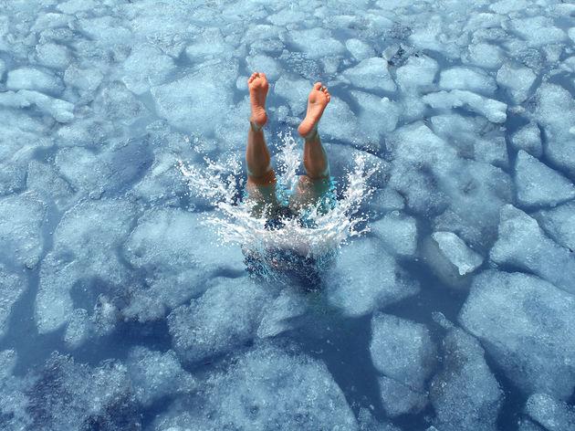 tips om af te koelen in de zomer