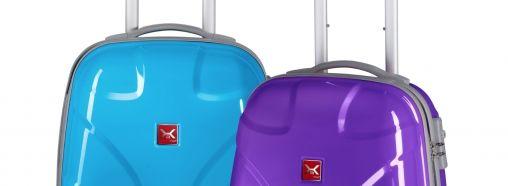 Titan X2 Flash koffer in nieuwe trendy zomerkleuren