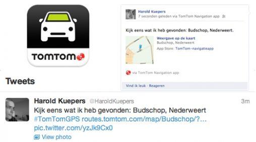 TomTom vernieuwde navigatie-app voor iPhone en iPad
