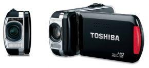 Toshiba presenteert nieuwe Camileo camcorders