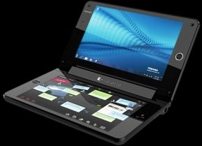 Toshiba presenteert Uitklapbare Tablet