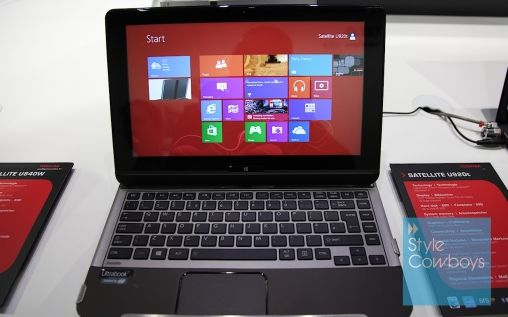 Toshiba Satellite U920t UltrabookTM 193