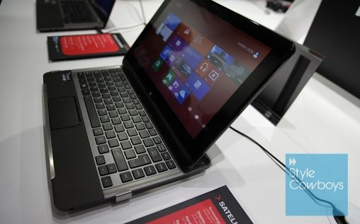 Toshiba Satellite U920t UltrabookTM 194