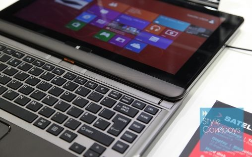 Toshiba Satellite U920t UltrabookTM 196