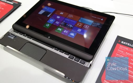 Toshiba Satellite U920t UltrabookTM 197
