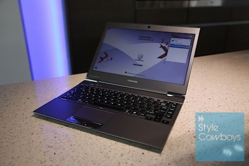 Toshiba Ultrabook Z830 180