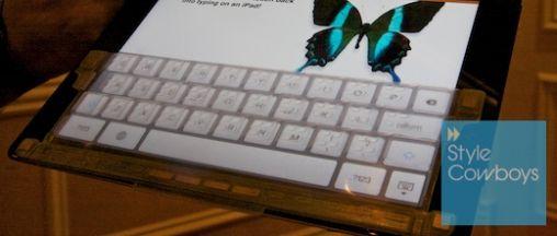 TouchFire, een toetsenbord voor je iPad