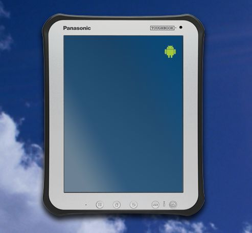 Toughbook Tablet Panasonic