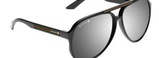 Trendy 3D bril van Gucci
