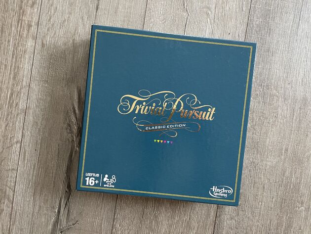 Trivial Pursuit tips spel