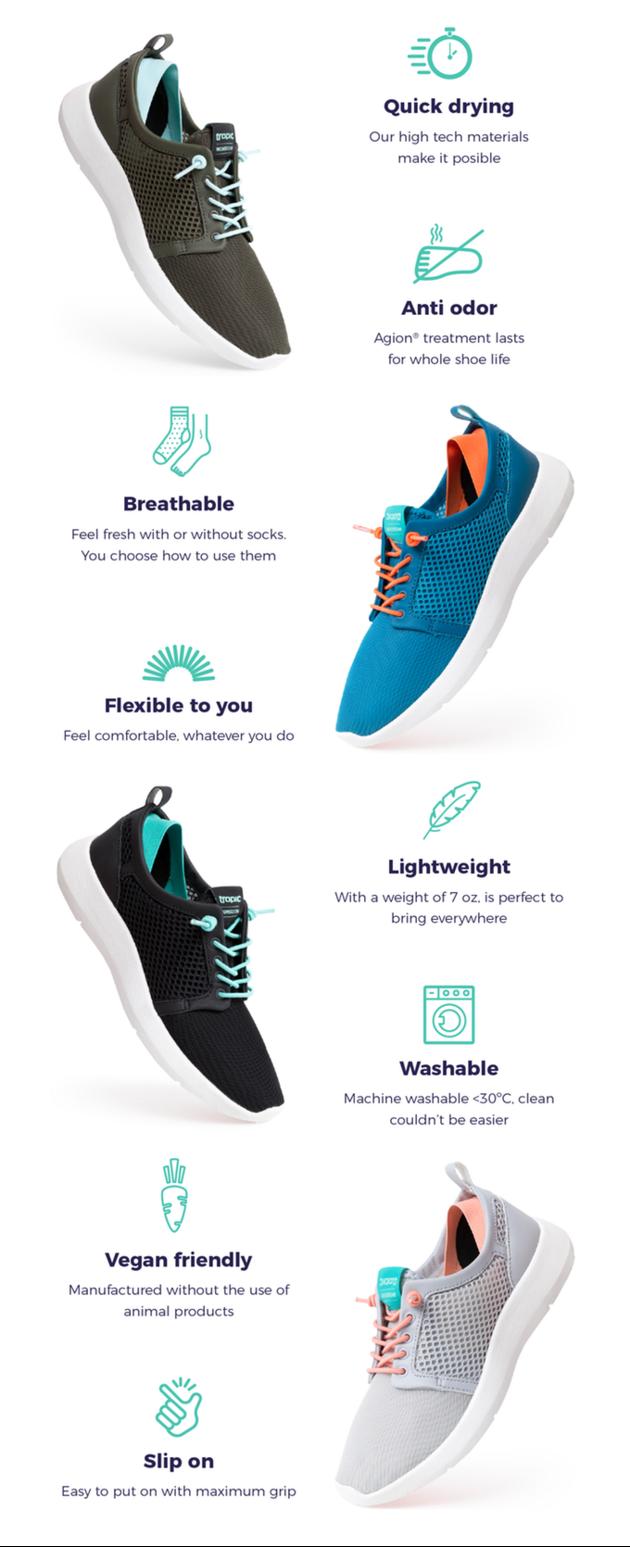 tropic-schoenen