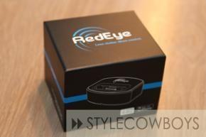 Uitpakken RedEye voor iPhone