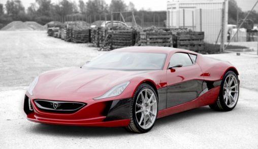 Ultract Vorti: elektrische auto van Rimac met 1088PK