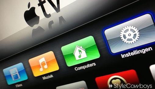 Update Apple TV met Fotostream en Multiple iTunes accounts