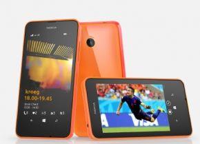 Van top tot teen oranje met de Nokia Lumia 630