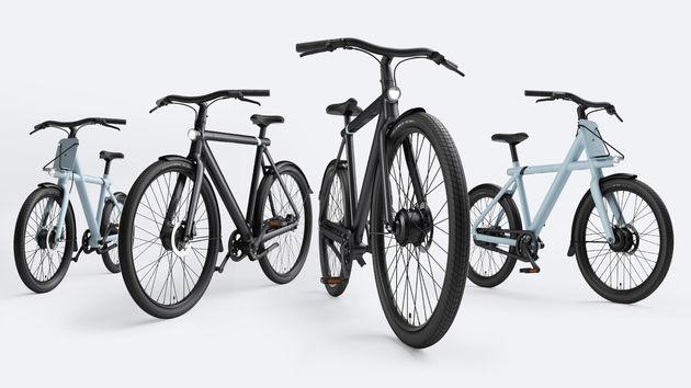 VanMoof S3 en X3 elektrische fiets