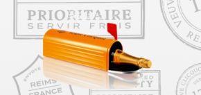 Veuve Clicquot verrast weer met originele verpakking!