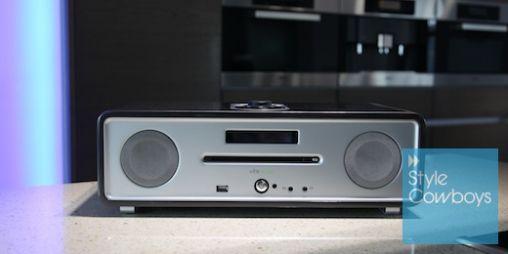 VitaAudio R4i Retro Muzieksysteem met iPod Dock