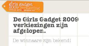 Vrouwen kiezen iPhone als Beste Gadget 2009