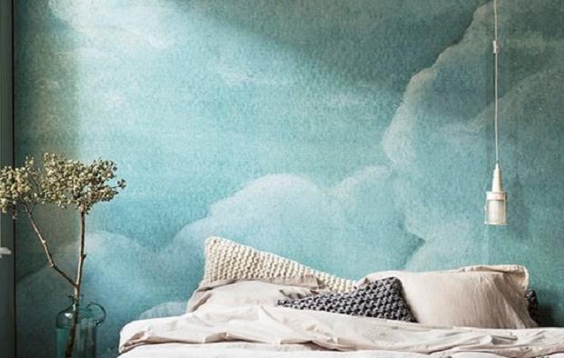 vt wonen cloud behang