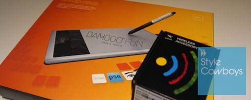 Wacom Bamboo Fun Pen & Touch - SC 2841