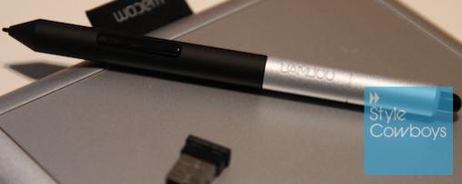 Wacom Bamboo Fun Pen & Touch