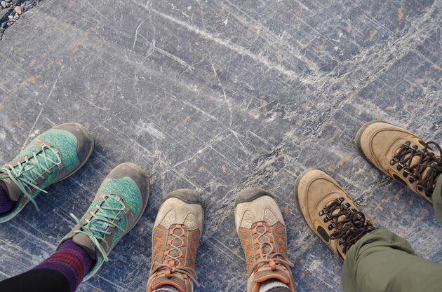 Wandelen tips schoenen