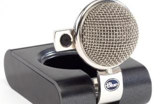 Webcam met microfoon: de EyeBall