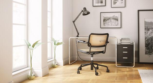 Thuiswerken bureau stoel