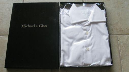 Winnaar Michael & Giso ReTweet Actie
