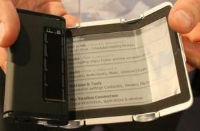 Wistron ontwikkelt Vouwbaar e-paper door