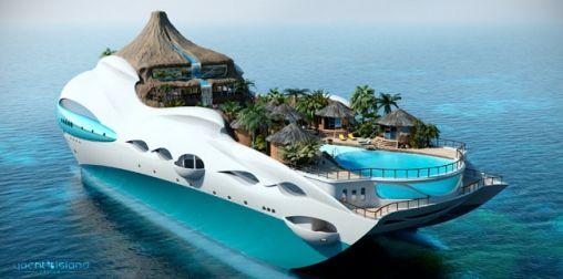 Yacht Island Design2