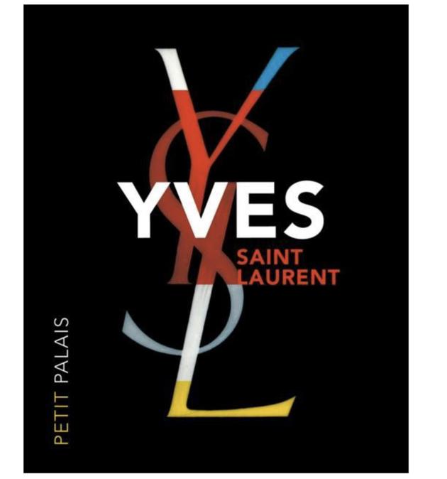Yves Saint Laurent boek