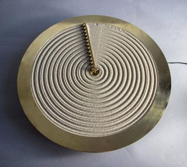 Zand-klok